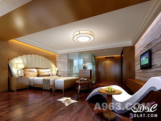 3dlat.com 13903339376 غرف نوم حديثة بالصور ديكورات و تصاميم و حوائط و اكسسوارات