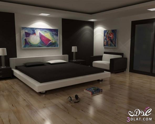 غرف نوم 2018, غرف نوم جديده , غرف نوم زوجيه ستايل , غرف نوم