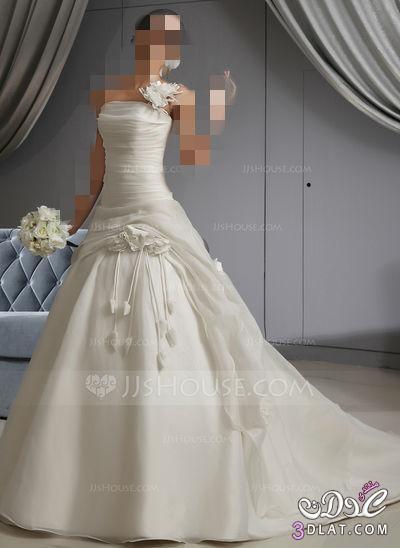 فساتين زفاف موضة2014,فساتين عرائس منفوشة,فساتين فرح