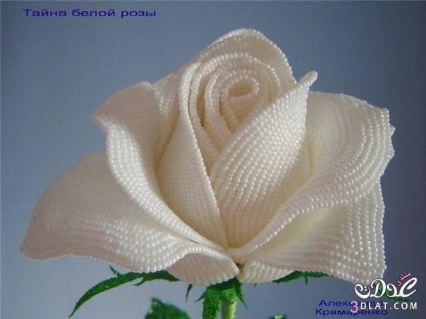 زهور الربيع بالخرز اصنعى زهور جميلة بالخرز بكل الوان الربيع