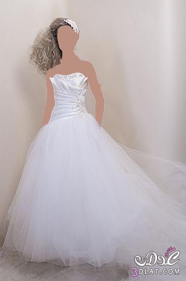 فساتين زفاف رووووعة لعروسة 2014