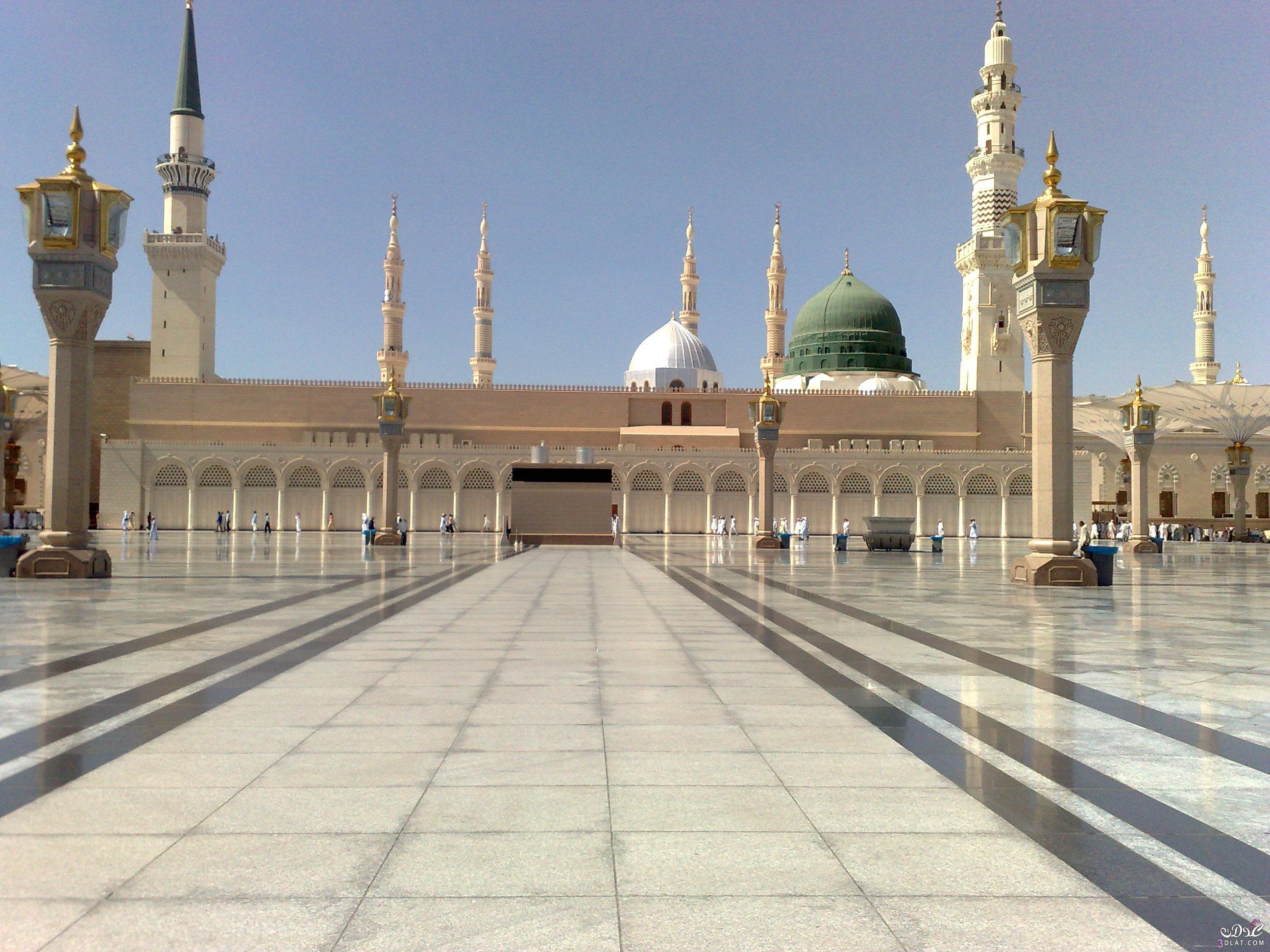 صورة المدينة المنورة اجمل الصور لاجمل مكان محبه لله