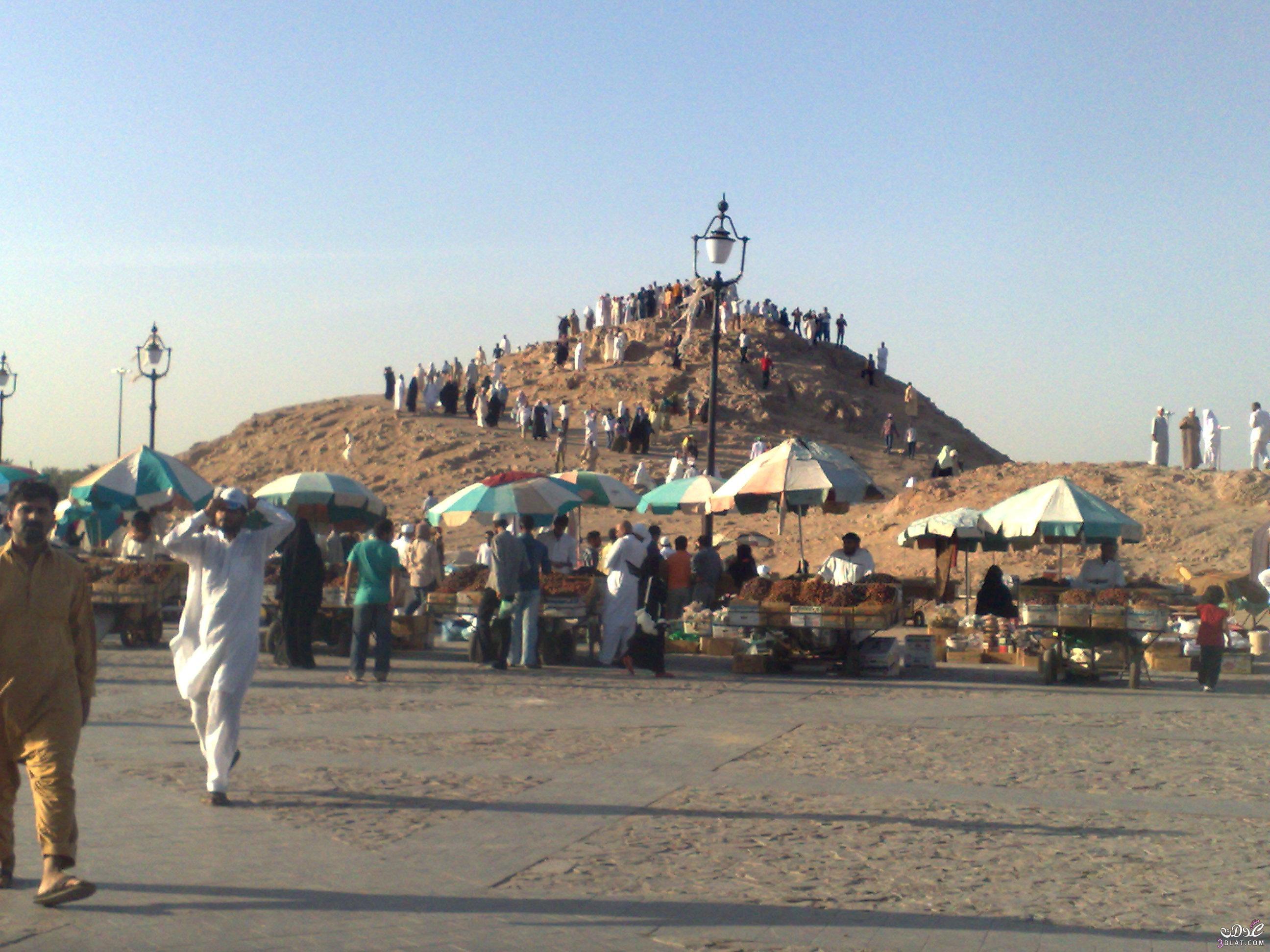 [بعدستي] صور للمسجد النبوى وبعض المزارات بالمدينة 3dlat.com_1390710104