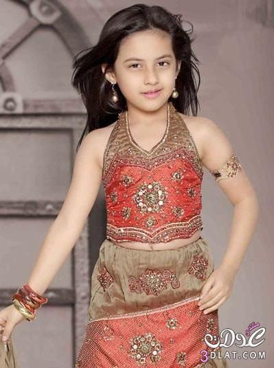 اجمل ملابس اطفال هندى بتشا