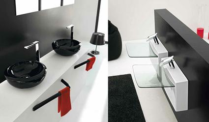 ArtCeram تنقل أكواب القهوة الحمامات