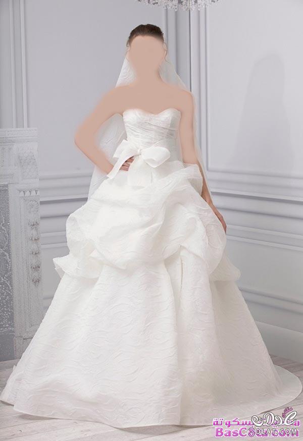 فساتين زفاف 2021 - فساتين اخر اناقة 2021 - فساتين رقيقة جدا
