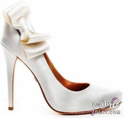 شوزات للعرائس 2014 شوزات شياكة