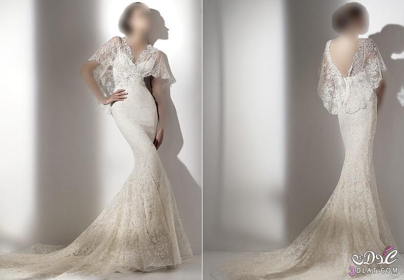 فساتين زفاف جميلة ، فساتين زفاف روعة ، فساتين زفاف2014