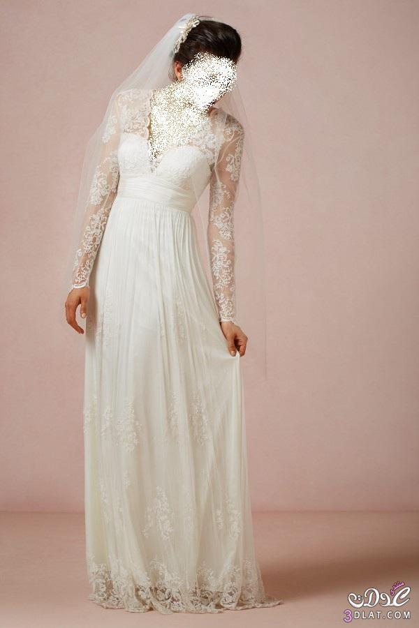 فساتين زفاف ناعمة، أجمل فساتين الزفاف الرقيقة، فساتين زفاف مميزة لعروس 2019