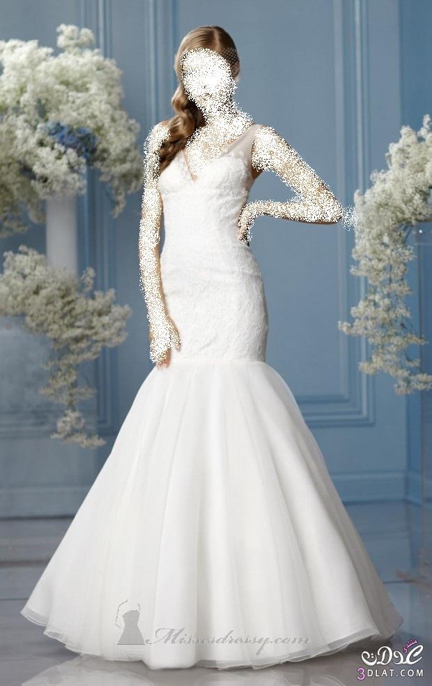 فساتين زفاف جميلة ، أجمل فساتين الزفاف الرقيقة ، أرق فساتين الزفاف 2019