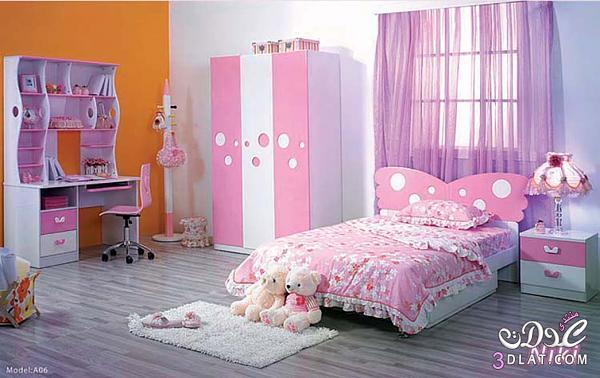 غرف اطفال حديثة اجدد غرف للاولاد والبنات   نورى