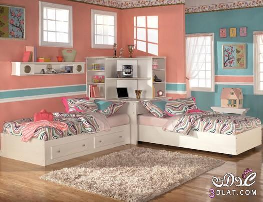 غرف نوم للاطفال مودرن 2018 غرف نوم بتصاميم راقيه غرف نوم للاطفال