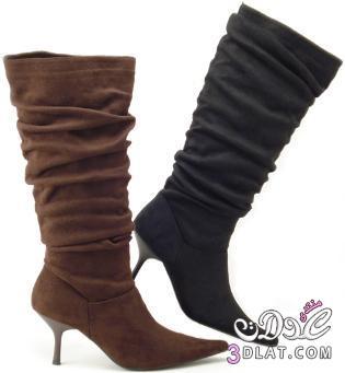 احذية جميلة احذية للشتاء احذية
