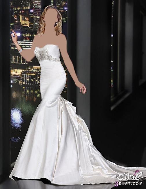 فساتين زفاف روعة من تصميم Simone Carvalli