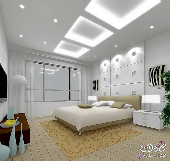 غرف نوم مودرن 2018 , غرف نوم ناعمه بالوان متميزه , غرف نوم للعرسان