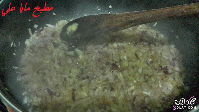 مطبخي] طريقة السبانخ للعدولات المبتدئات,مطبخ