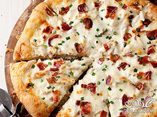 طريقة تحضير بيتزا بالفريدو دايت,وصفة