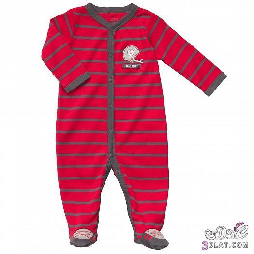 ملابس اطفال حديثي الولاده 2014
