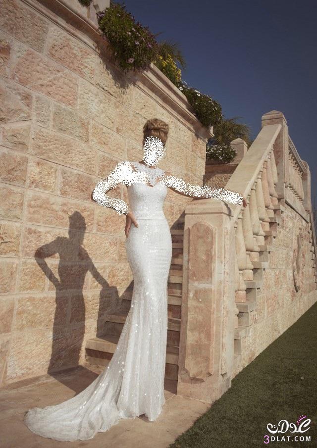 فساتين زفاف مميزة، أجمل فساتين الزفاف لعروس 2019