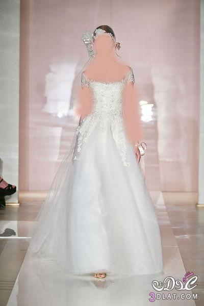 فساتين زفاف ربيع صيف 2021 من ريم عكرا