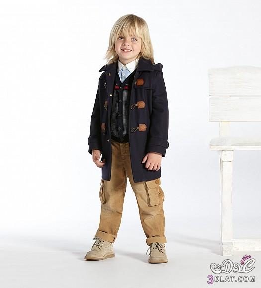 ملابس للاطفال ملابس صيان انيقه