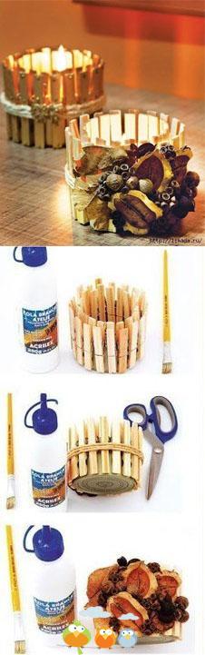 اعمال يدوية وفنية لتزين المنزل والاستفادة من الاشياء القديمة