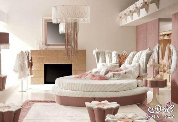 رائعة ديكورات جديدة Decorated bedrooms