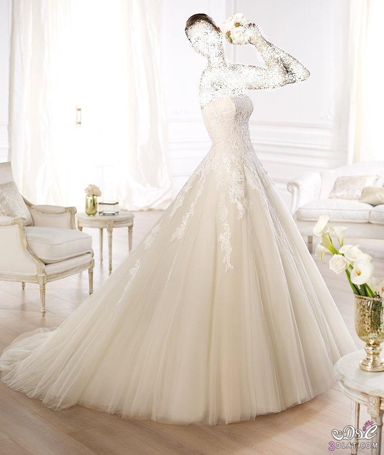 فساتين زفاف رائعة أجمل فساتين