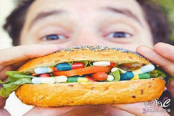مكملات غذائية فيتامينات تستغنى عنها