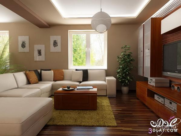 ديكورات روعة لغرف المعيشة أجمل