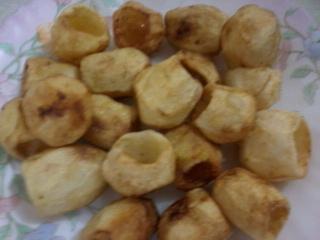 مطبخى البطاطس المحشية بالصور لعيونكم