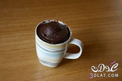 كيكة الشوكولاته دقائق