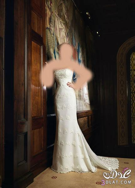 c94670027 فساتين زفاف رقيه 2020,فساتين فرح كلاسيكيه - حياه الروح 5