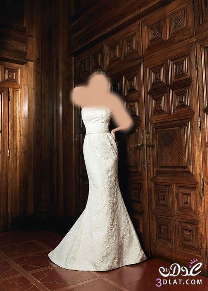 فساتين أفراح الرقه والجمال2014,تألقي زفافك