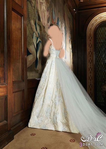 أنوثتك تظهر فستانك,فساتين زفاف روعه