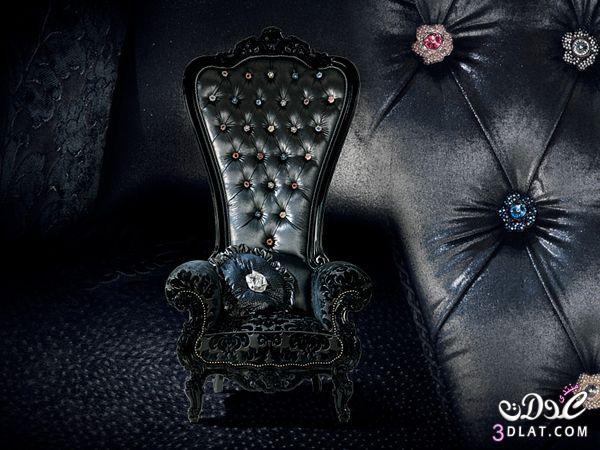 ديكورات كراسى فخامه وملوكى 2014