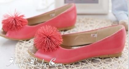 أحذية فلات راقية احذية فلات