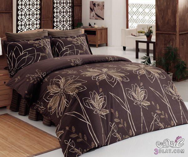 مفارش سرير جميلة,صور لأحلى مفارش