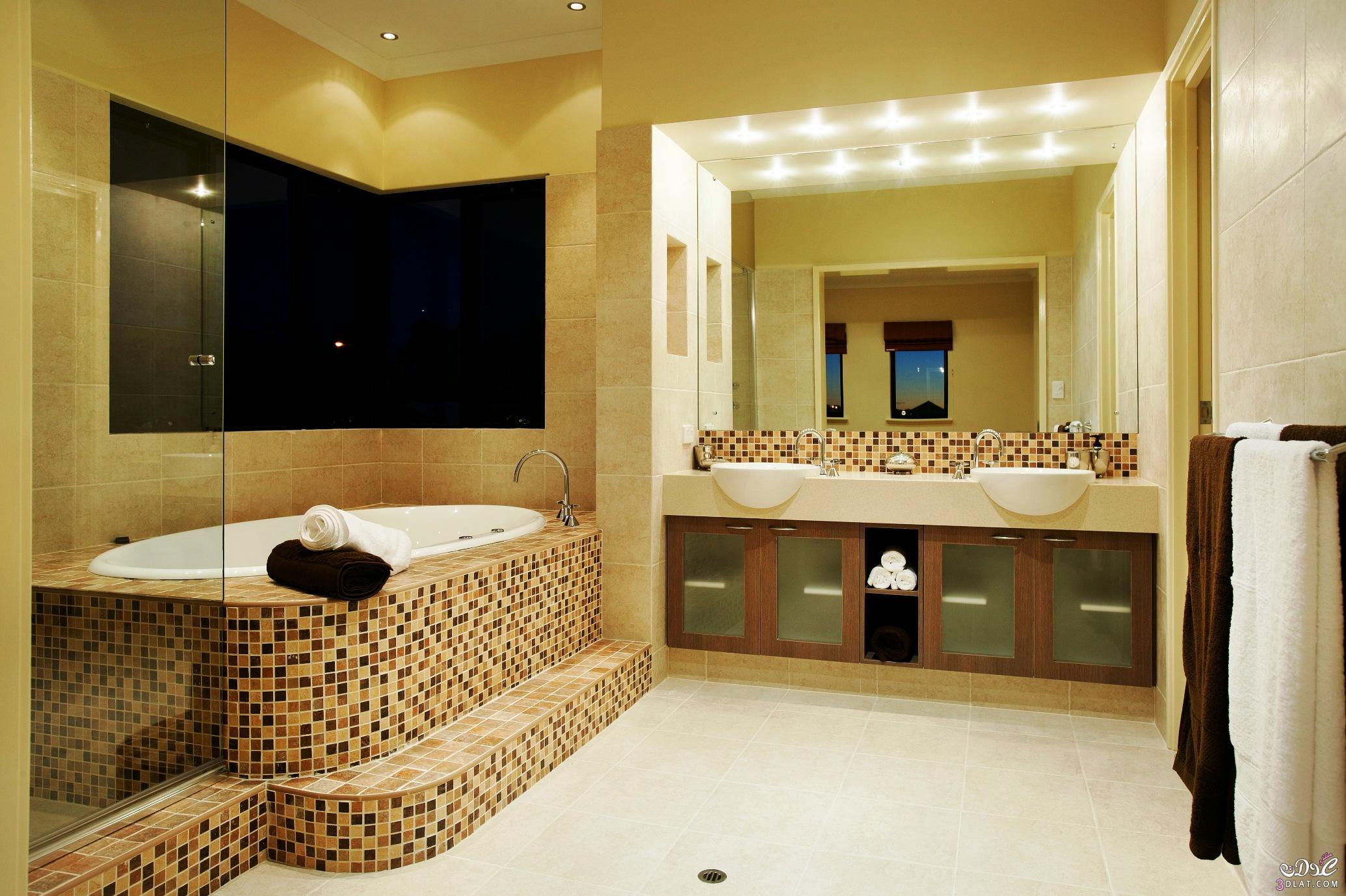 ديكورات للحمامات، beautiful designs bathrooms