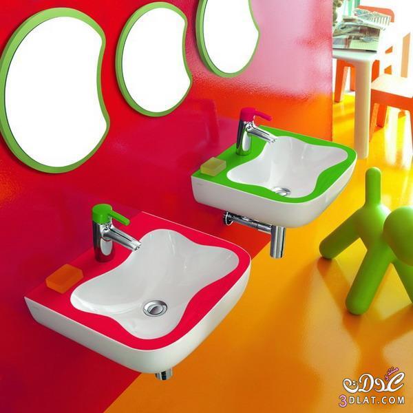 ديكورات مختلفه لغرف الاطفال 2014