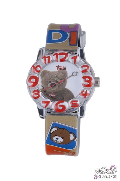 ساعات اطفاليه ساعات جميله للاطفال