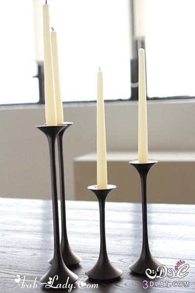 حاملات الشموع الأنيقة حاملات الشموع