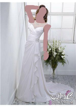 فساتن زفافا جميلة فساتين زفاف