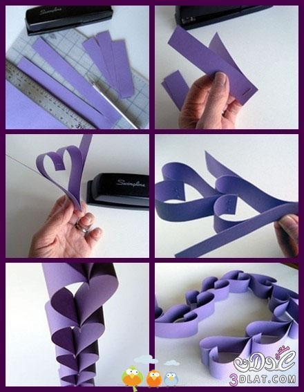 [صور] مجموعة الاشغال اليدوية والصلصال
