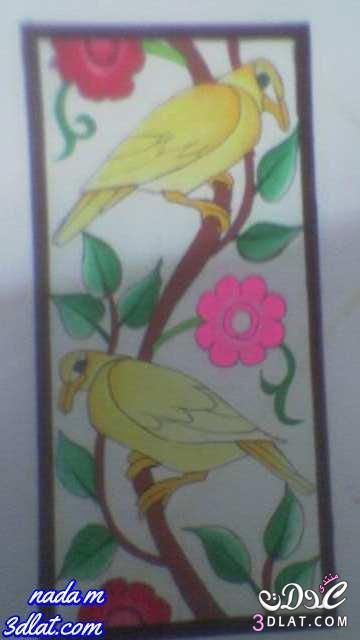 [رسوماتي] طيور بالوان المائية رسوماتى