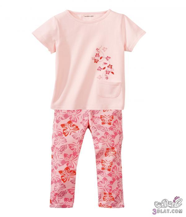 بيجامات بنات 2014 اجمل ملابس
