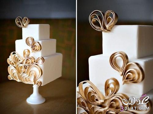 تورتات زفاف روعة,كيكات بأشكال تجنن,صور