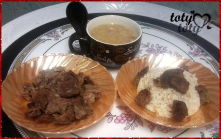 مطبخي] صينية اللحمة بالفرن مطبخى
