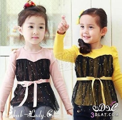 ملابس للبنات الصغار ملابس انيقة