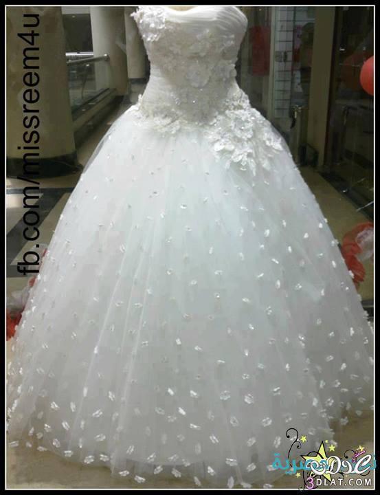 احدث تشكيلة فساتين زفاف وخطوبة